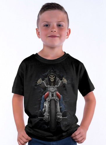 Śmierć na motocyklu - Tulzo