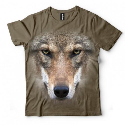 Koszulka z Wilkiem | Wilk | Wilki | Koszulki 3D| Koszulkami | Tulzo | - Tulzo