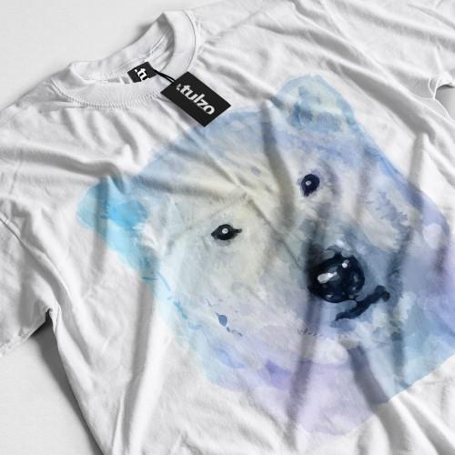 Koszulka z Niedźwiedziem Polarnym Tul-Art - Tulzo