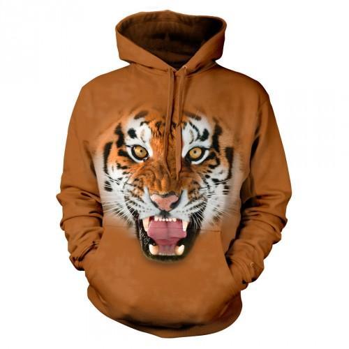 Bluza agresywnym tygrysem - Tulzo