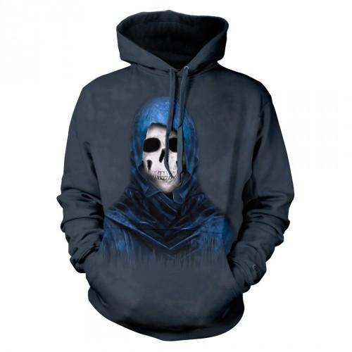 Bluza z Niebieską Śmiercią - Tulzo