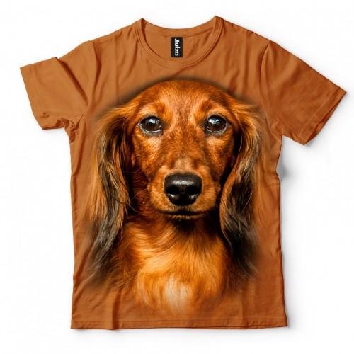 Koszulka z Jamnikiem | Jamnik | Koszulki 3D | Tulzo - Tulzo