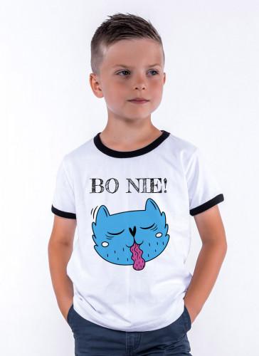 03e4580ba Koszulki z Lamówkami z nadrukiem - Tulzo
