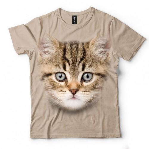 Koszulka z Kotkiem | Kot | Koteczek | Kotuś | Kotkami | Koszulki 3D | Tulzo | - Tulzo