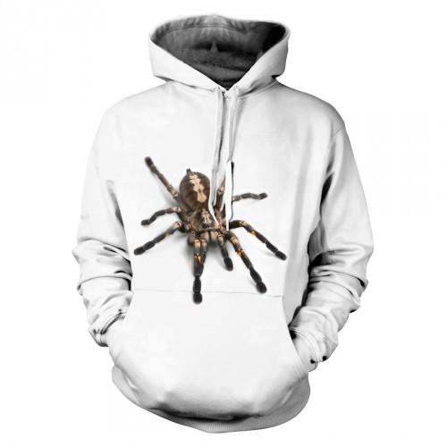Bluza z Pająkiem Tarantulą | Bluza | Bluzy | Bluzy 3D | Bluza 3D - Tulzo