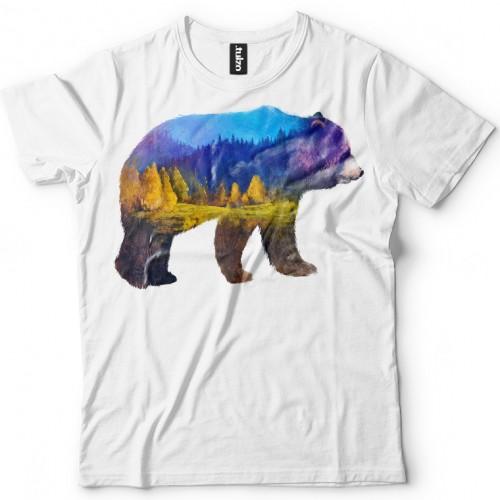 Koszulka z Grizzly Tul-Art - Tulzo