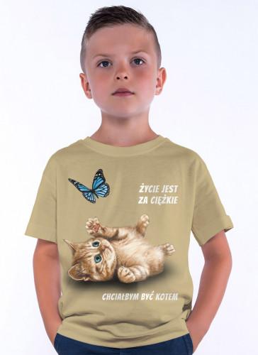 Chciałbym być kotem - Tulzo