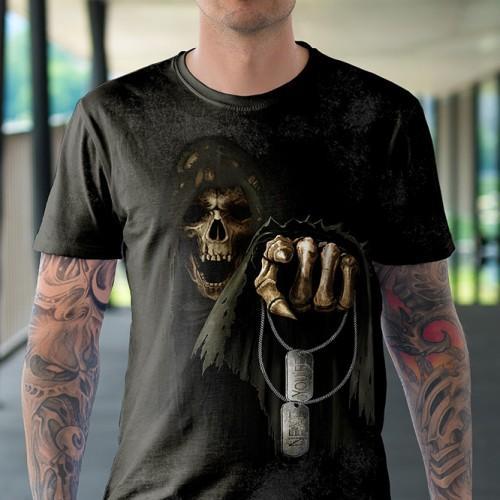 Koszulka z Śmiercią You Are Next | Koszulki Śmierć | Tulzo | - Tulzo