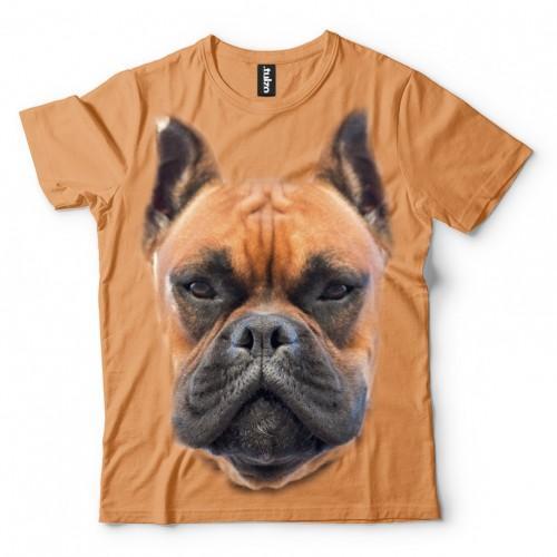 Koszulka z Boxerem - Tulzo