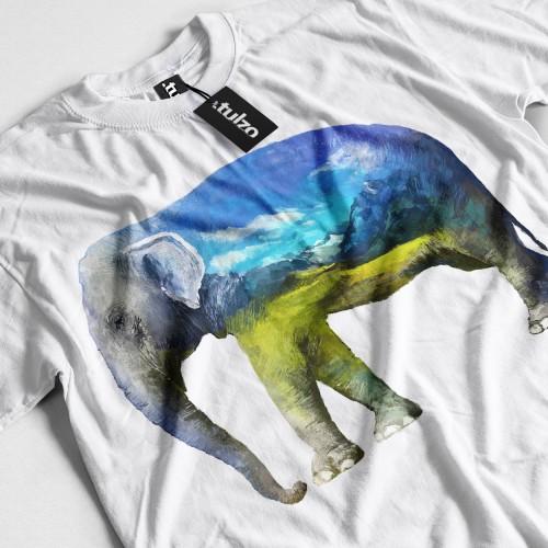 Koszulka ze Słoniem Tul-Art - Tulzo