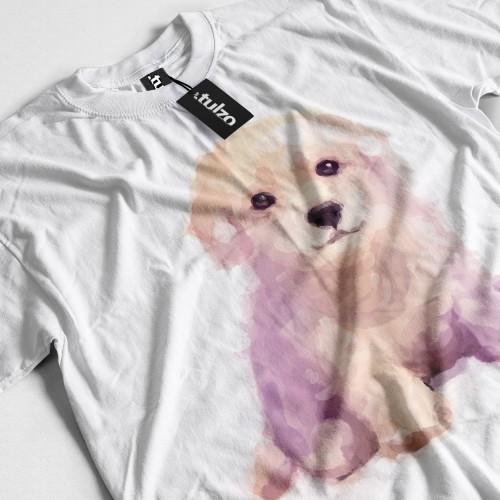 Koszulka z Szczeniak Golden Retriever Tul-Art - Tulzo