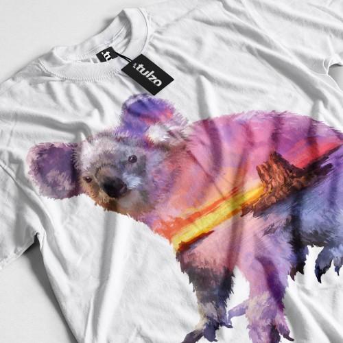 Koszulka z Koala Tul-Art - Tulzo