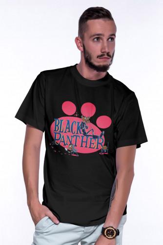 Czarna (Różowa) Pantera - Tulzo