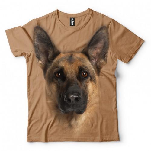 Koszulka z Owczarkiem Niemieckim - Tulzo
