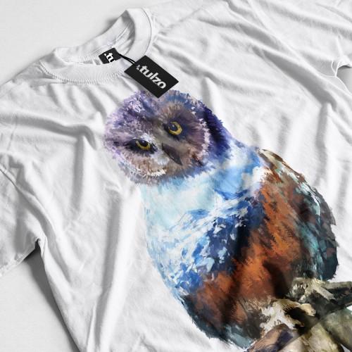 Koszulka z Sową Tul-Art - Tulzo