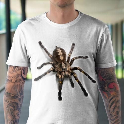 Koszulka z Pająkiem Tarantulą - Tulzo