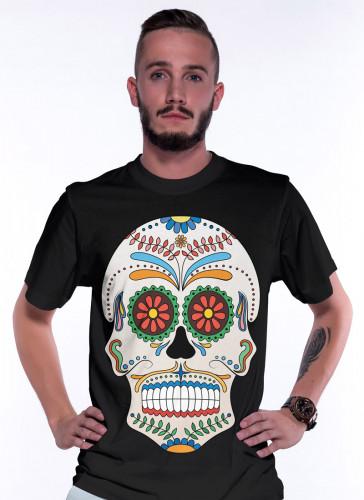 Paint Sugar Skull 12 - Tulzo