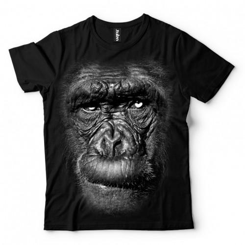Koszulka Basic z Gorylem - Tulzo