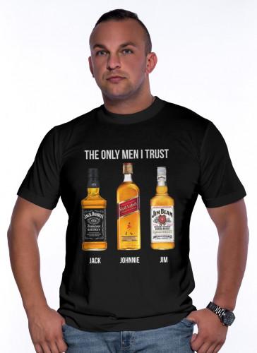The only men I trust... - Tulzo