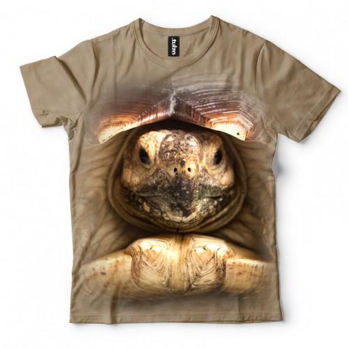 Koszulka z Żółwiem | Żółw | | Koszulki ze zwierzętami 3D | Tulzo - Tulzo