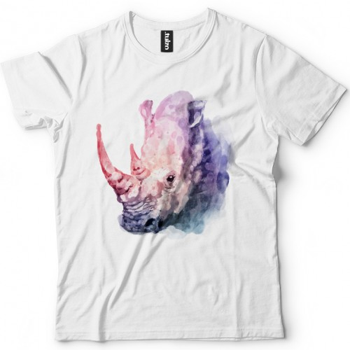 Koszulka z Nosorożcem Tul-Art - Tulzo