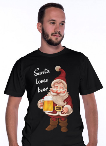 Santa loves beer - Tulzo