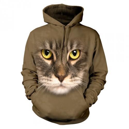 Bluza z Kotem Romanem | Bluzy ze zwierzętami 3D | Tulzo - Tulzo