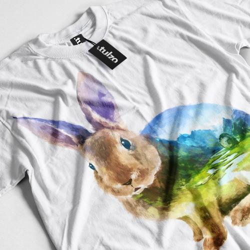Koszulka z Zajączek Tul-Art - Tulzo