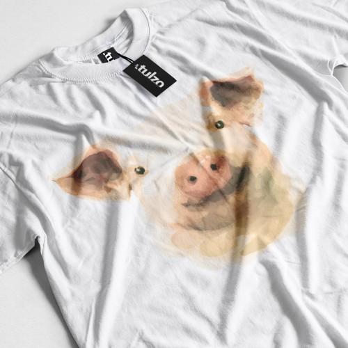 Koszulka z Prosiaczkiem Tul-Art - Tulzo