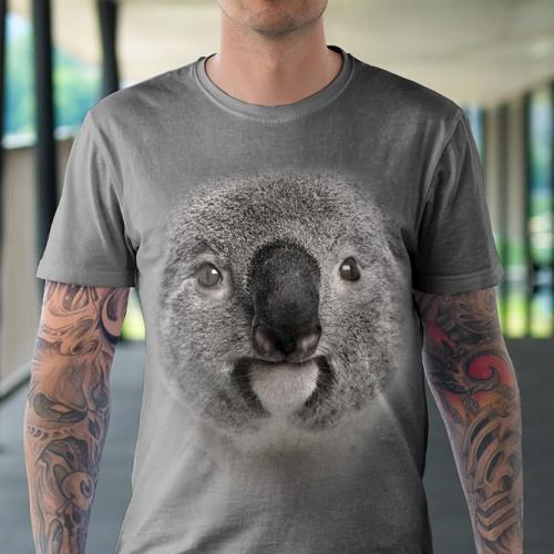 Koszulka z Koalą - Tulzo