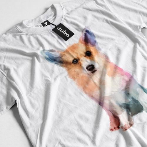 Koszulka z Corgi Tul-Art - Tulzo