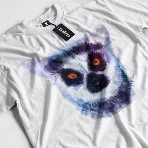 Koszulka z Lemurem Tul-Art - Tulzo