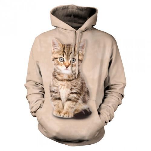 Bluza z małym kotkiem - Tulzo