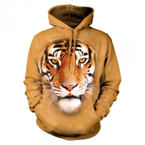 Bluza z Tygrysem | Tygrys | | Bluzy 3D | Tulzo - Tulzo