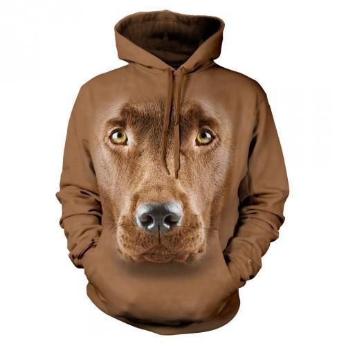 Bluza z Labradorem Czekoladowym - Tulzo