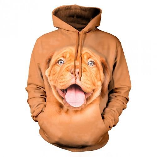 Bluza z Dogiem z Bordeaux - Tulzo
