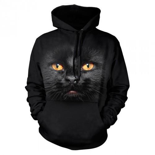 Bluza z Czarny Kot - Tulzo