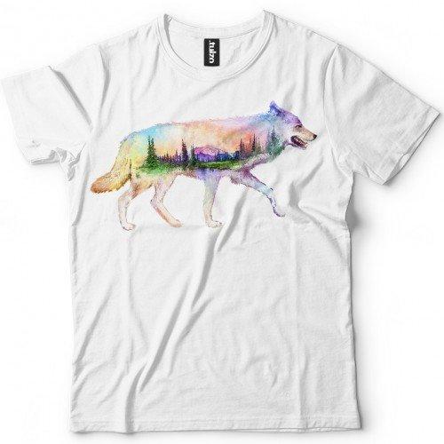 Koszulka z Wilkiem Tul-Art - Tulzo