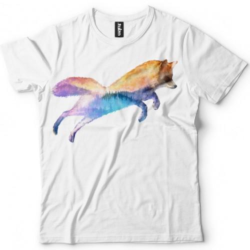 Koszulka z Lisem Tul-Art - Tulzo