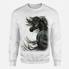 Koń z piórami - Tulzo