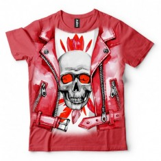 Red Jacket Skull - Tulzo