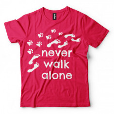 Never walk alone - Tulzo