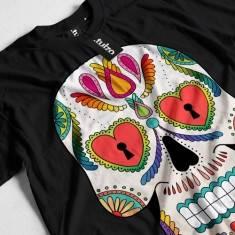 Paint Sugar Skull 2 - Tulzo