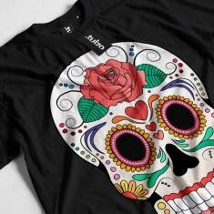 Paint Sugar Skull 6 - Tulzo