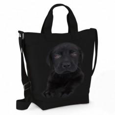 Torba Labrador Czarny Szczeniak - Tulzo
