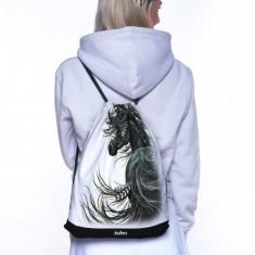 Plecak (worek) Koń z piórami - Tulzo