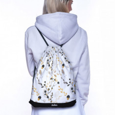 Plecak (worek) Wierzbowe listki - Tulzo