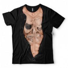 Shirt chest skull - Tulzo